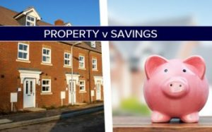 Walsall man inherits £110,000. The Bank or Property?