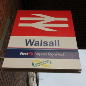 All aboard the Walsall Property Market Runaway Train!!