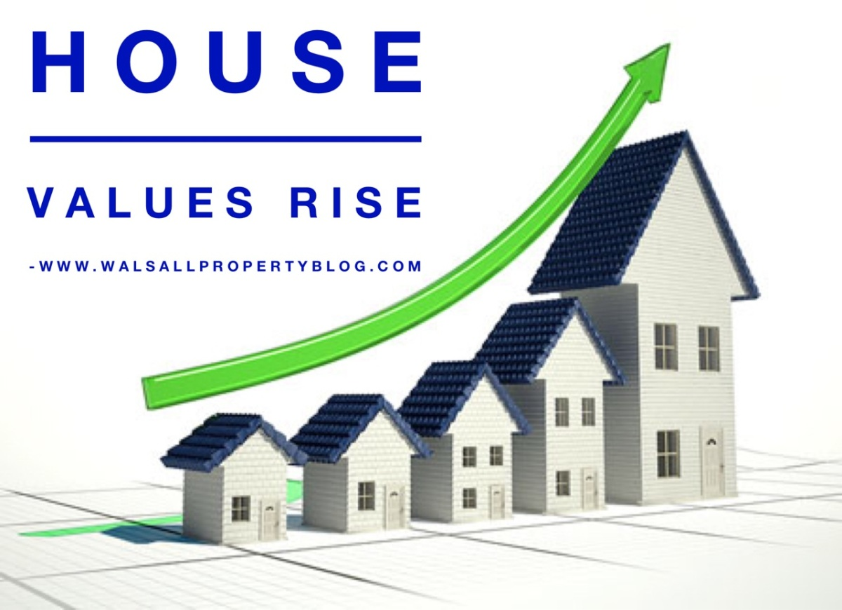 Walsall Property Values Rise by 3.65% in the Last 12 Months!