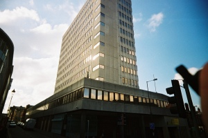 Current Tameway Tower - Walsall