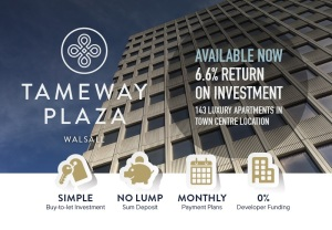 Tameway Plaza - Walsall Town Centre