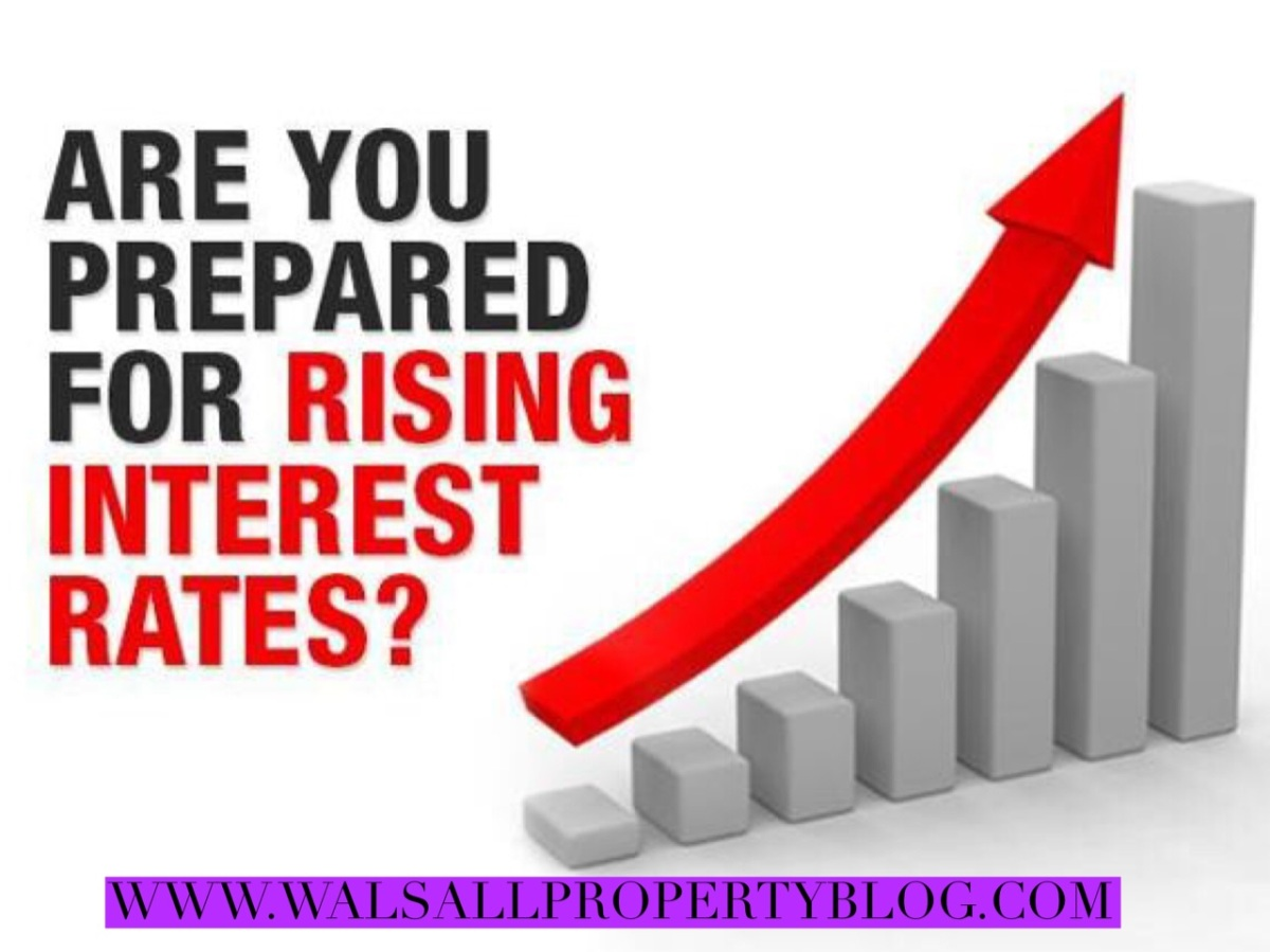 Interest Rate Increase Kills the Walsall Property Market!