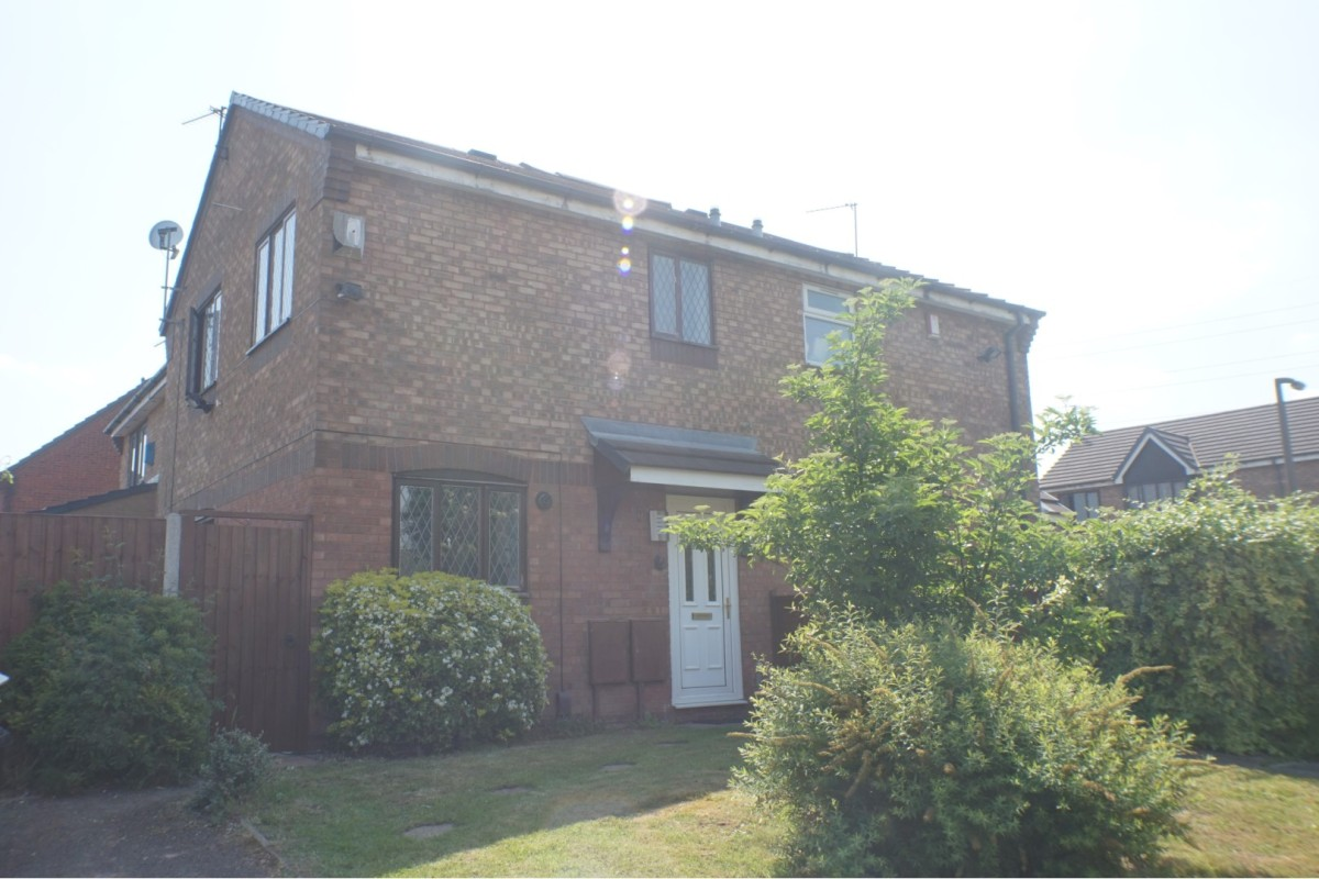 Today's Buy To Let Deal, 2 Bed Town House, Wolfsbane Drive, Walsall, WS5 With Yields Of 5.28%.
