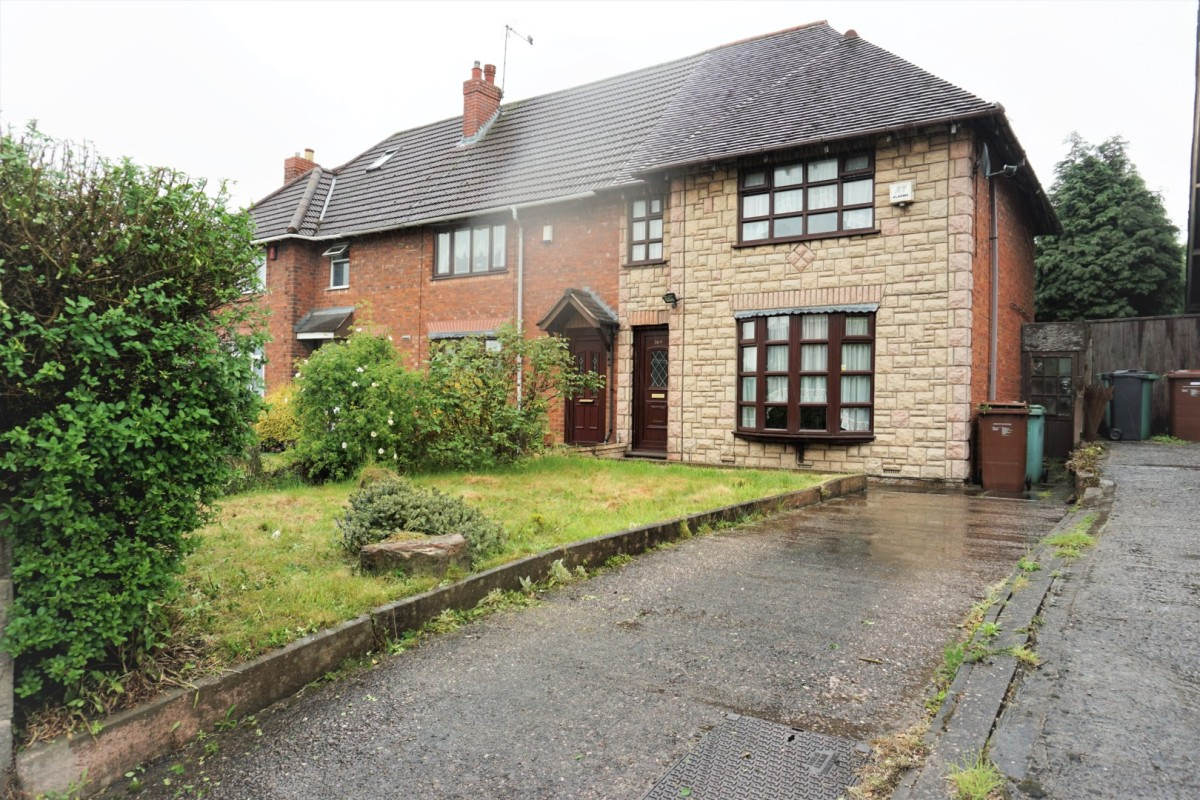 My Buy To Let Deal Of The Day, 3 Bedroom Semi Detached House, West Bromwich Road, Walsall, WS5. With Yields Of 5.78%