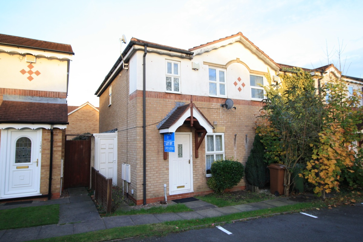 My BTL Deal Of The Day Is A Two Bed End Terrace House North Walsall, WS3 Yielding 5.73%.