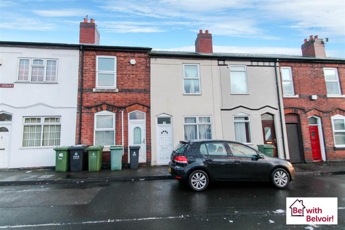 My BTL Deal of the Week is a 2 Bedroom Terraced House Walsingham Street Walsall WS1 Yielding 6.25%.