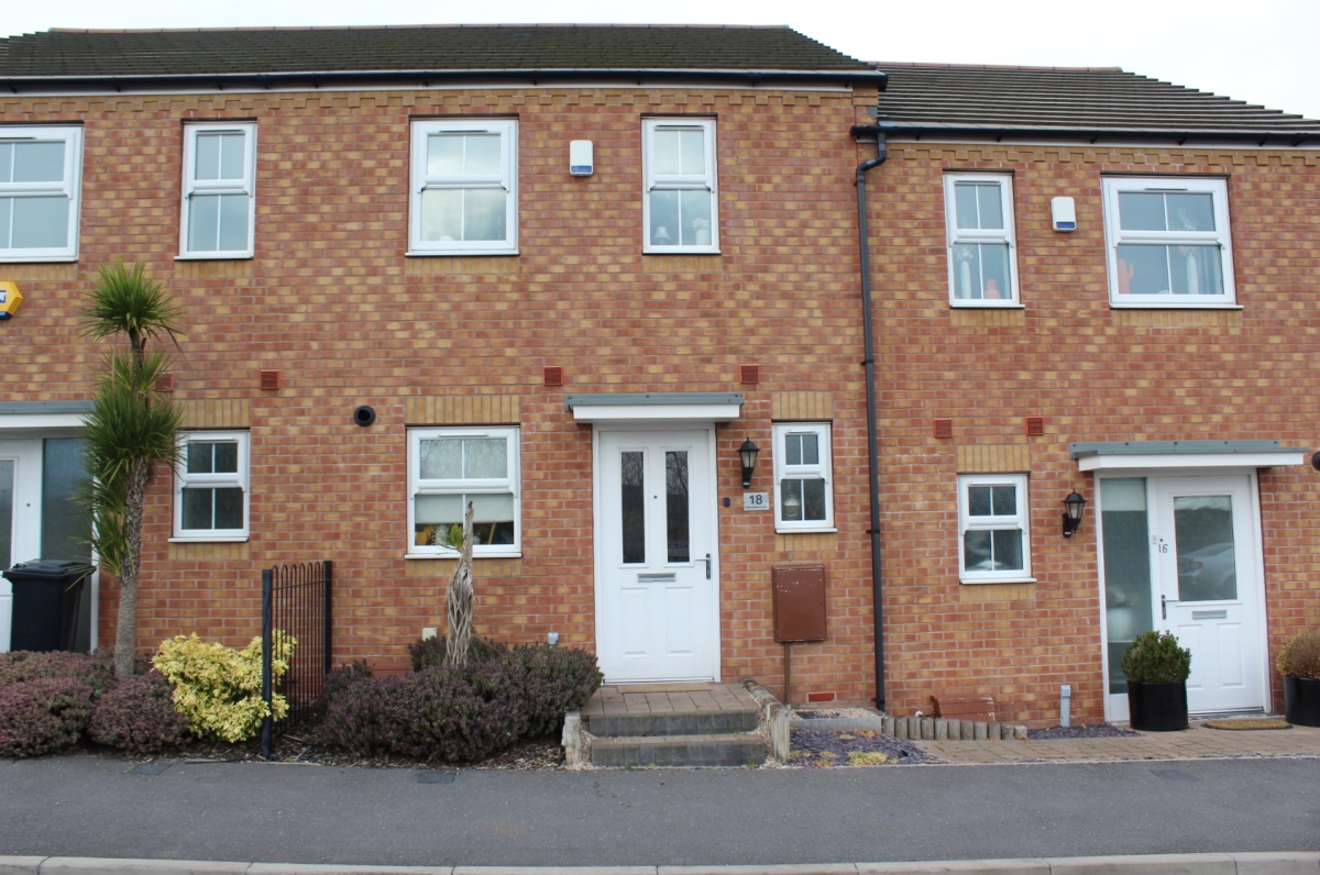 My BTL Deal of the Week, 2 Bed Terraced House, Northumberland Way, Walsall, WS2 With Yields Of 5.33%.