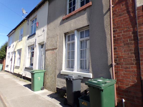 Bins Outside a Walsall Property